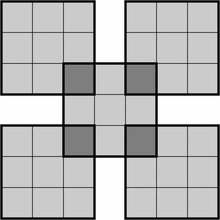 Printable Sudoku 5X5