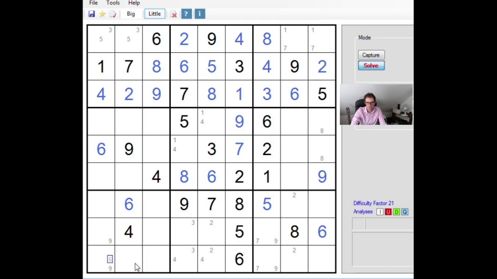 The New York Times' Hard Sudoku: A Guide - Youtube | Printable Sudoku Nyt