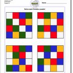 These Printable Color Sudoku Puzzles For Kids Are The Perfect Way To | Printable Sudoku For 10 Year Olds
