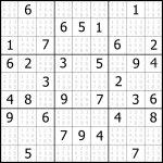 Web Sudoku | Www.topsimages | Printable Web Sudoku