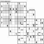 Wendy's Puzzle (Triple Loco Sudoku) | Sudoku Variations | Puzzle | Printable Sudoku Triples